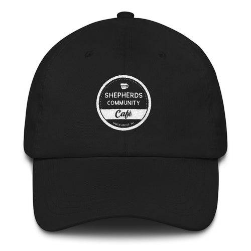 Shepherds Community Cafe Unstructured Dad Cap