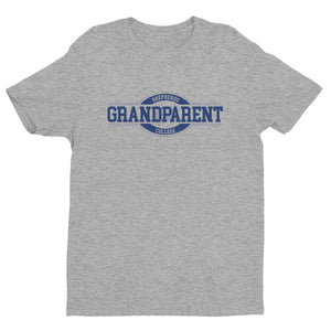 Shepherds College Grandparent Tee - Heather Grey