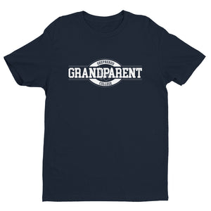 Shepherds College Grandparent Tee - Midnight Navy