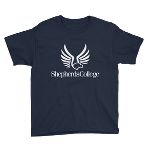 Shepherds College Youth Short Sleeve T-Shirt - Colors