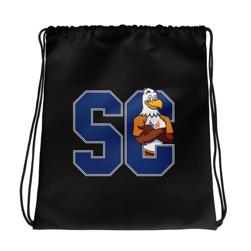 Shepherds College Drawstring Bag