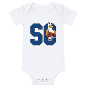 Shepherds College Sherman Baby Onesie