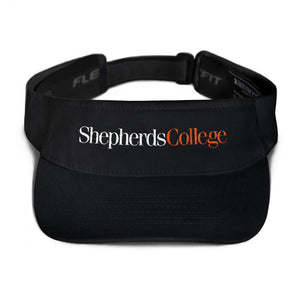 Shepherds College FlexFit Visor