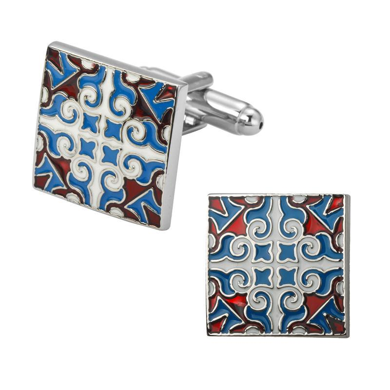Fashion Shirt Cufflinks - Select Style 12