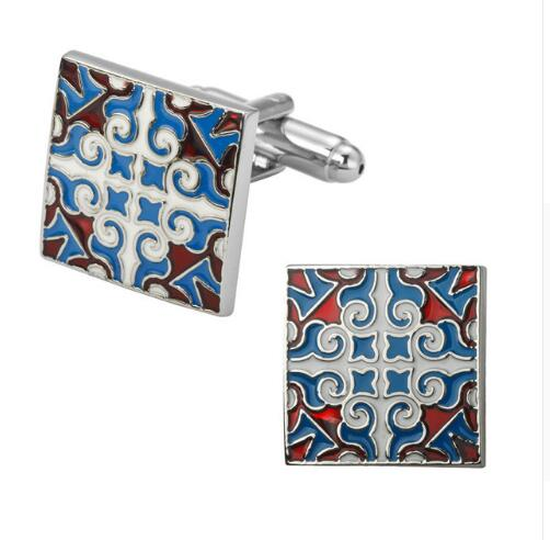 Fashion Shirt Cufflinks - Select Style 15