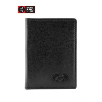 Men's RFID Secure I.D. Card Wallet