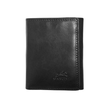Men's RFID Secure Trifold Wallet