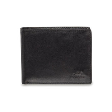 Men's RFID Secure Center Wing Wallet