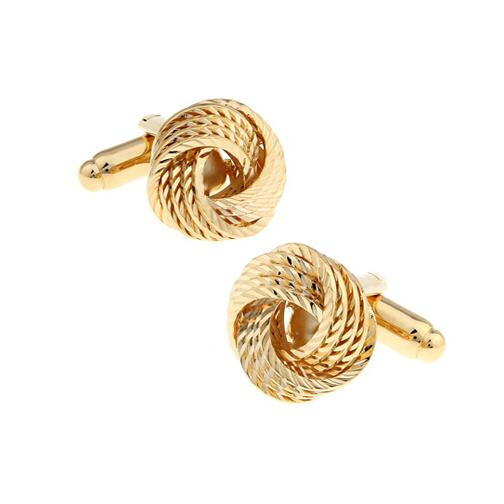 Fashion Knot Design Cufflinks - Select Style 11