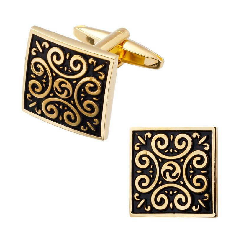 Fashion Shirt Cufflinks - Select Style 8