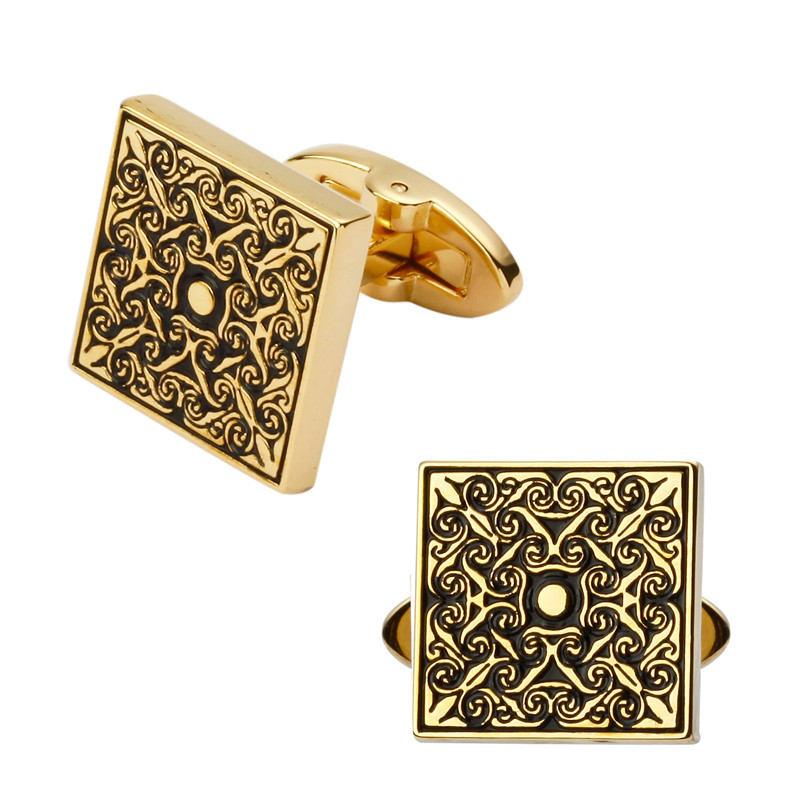 Fashion Shirt Cufflinks - Select Style 10