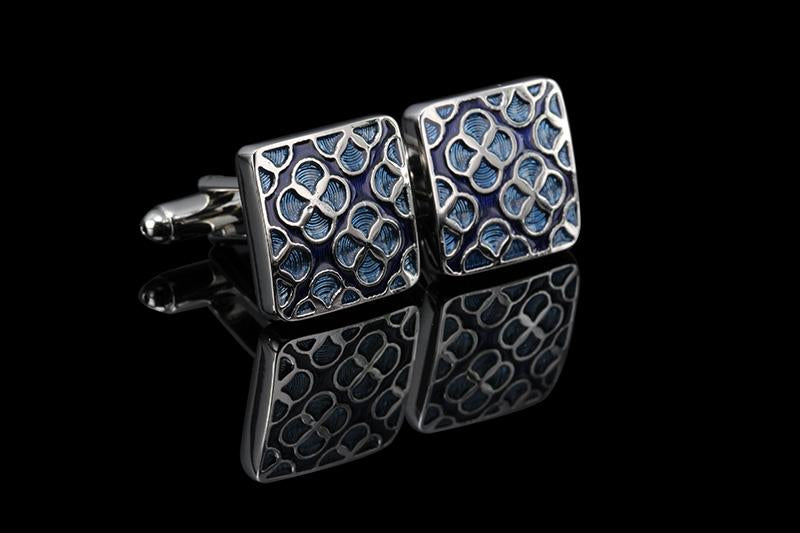 Fashion Shirt Cufflinks - Select Style 13