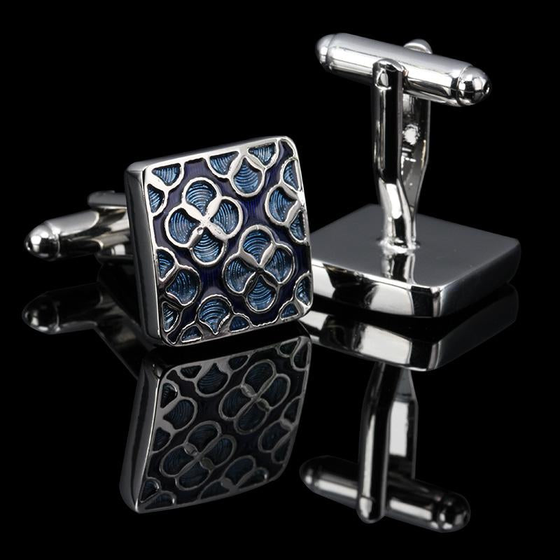 Fashion Shirt Cufflinks - Select Style 9