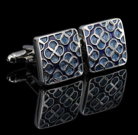 Fashion Shirt Cufflinks - Select Style 14