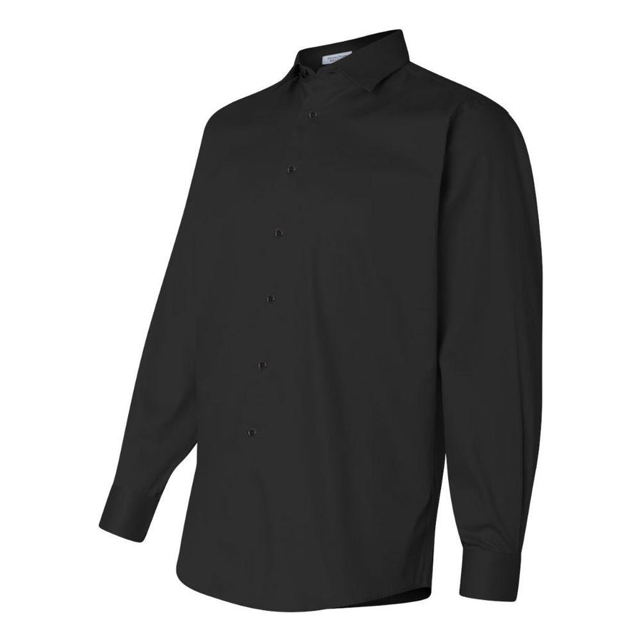 Calvin Klein - Cotton Stretch Shirt (Black)