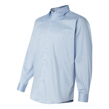 Calvin Klein - Cotton Stretch Shirt (Stream Blue)