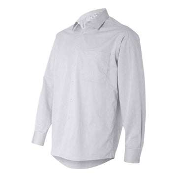 Calvin Klein - Pure Finish Cotton Shirt (Silver - Iced Grey)