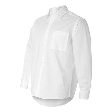 Calvin Klein - Pure Finish Cotton Shirt (White)