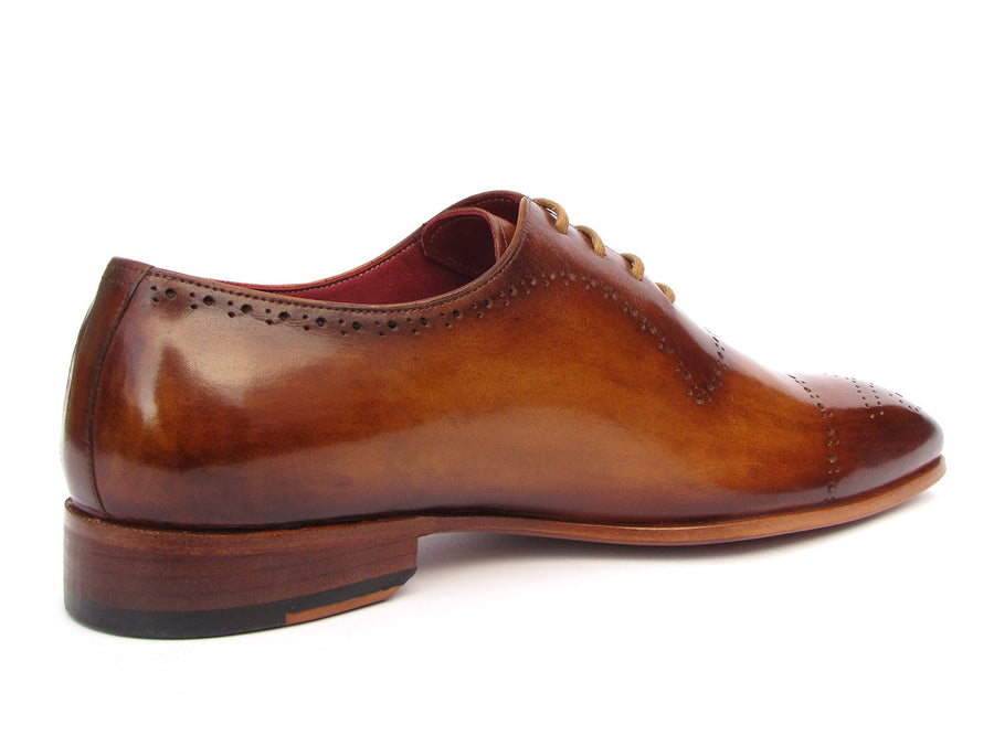 Paul Parkman Light Brown Classic Brogues EU 39 - US 6.5 / 7