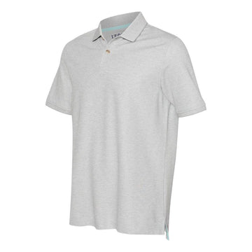 IZOD - Advantage Performance Sport Shirt (Light Grey Heather)