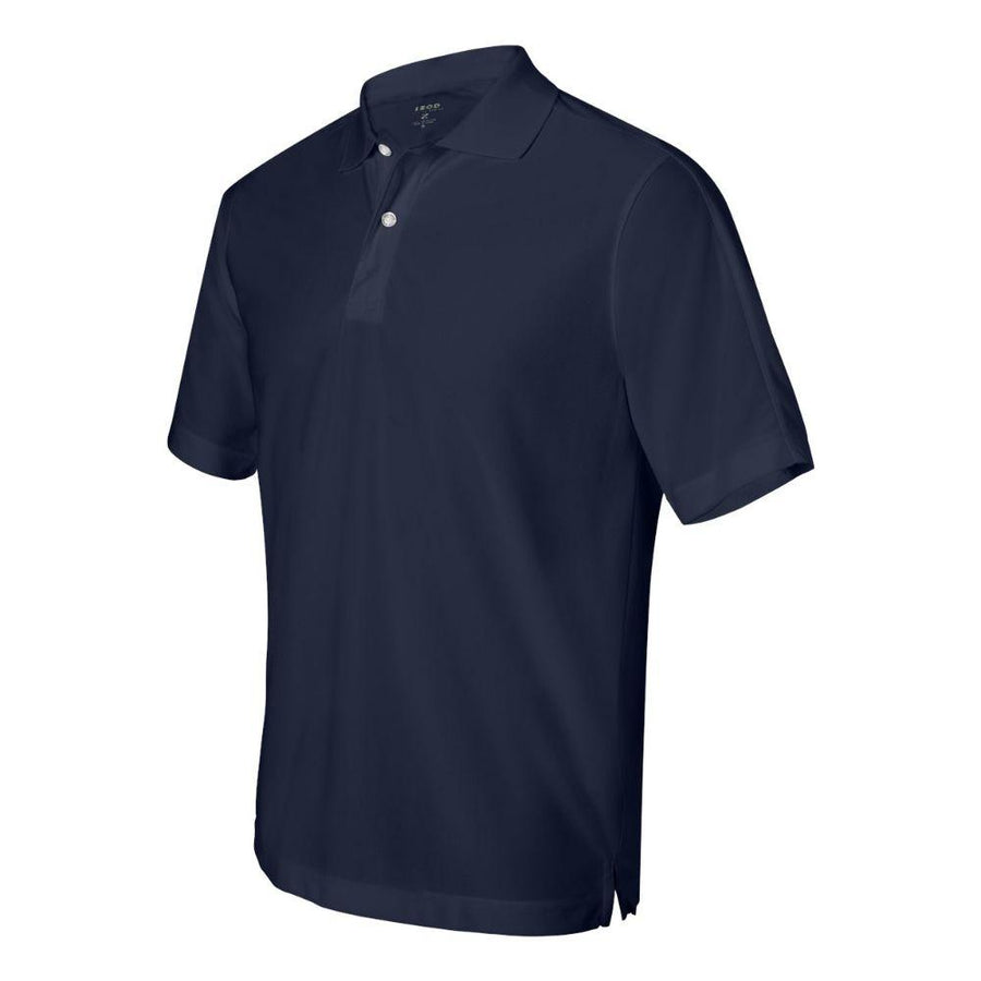 IZOD - Performance Pique Sport Shirt (Navy Chrome)