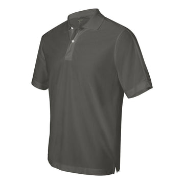 IZOD - Performance Pique Sport Shirt (Thunder Cloud)