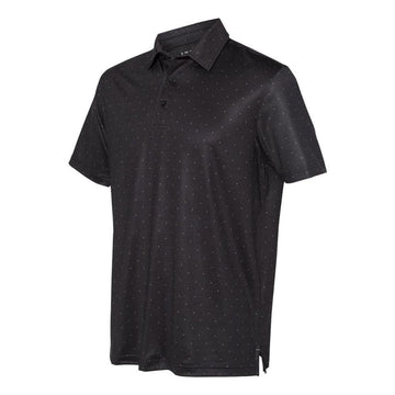 IZOD - Polka Dot Sport Shirt (Black)