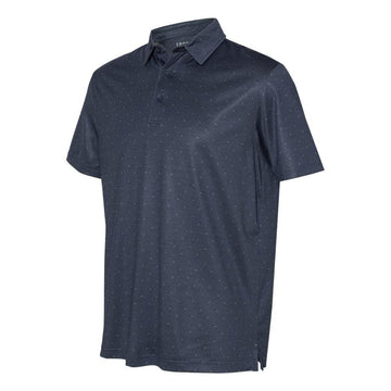 IZOD - Polka Dot Sport Shirt (Club Blue)