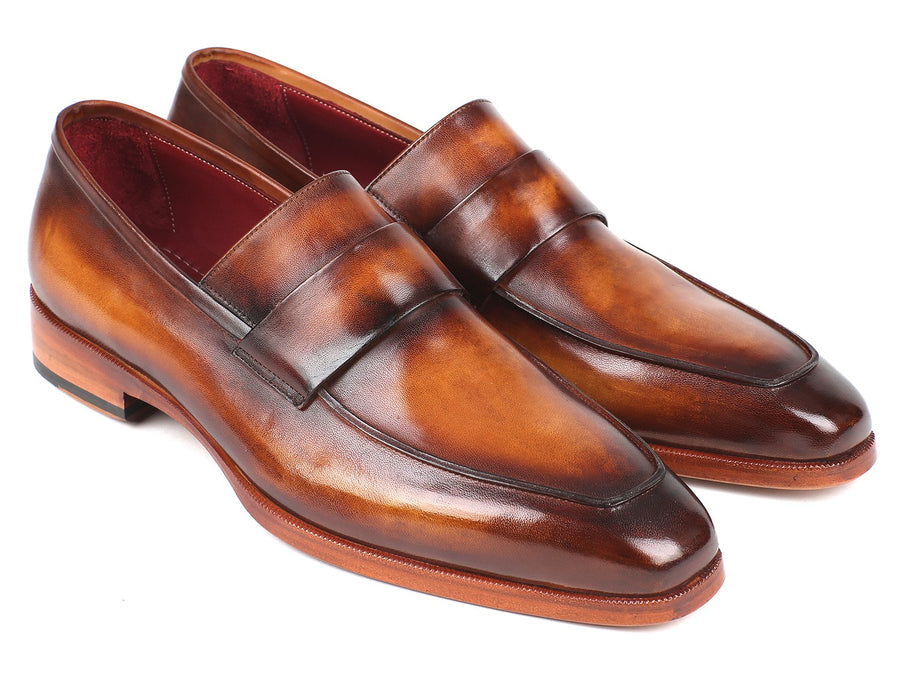 Paul Parkman Men's Loafers Brown '-----