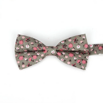 Chickerell Gray Bow Tie