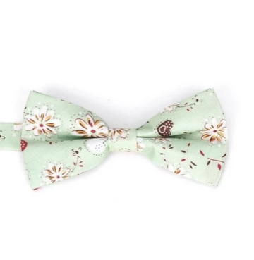 Fairford Daisy Bow Tie