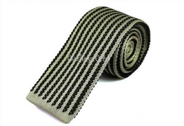 Southwell Green Knit Ties