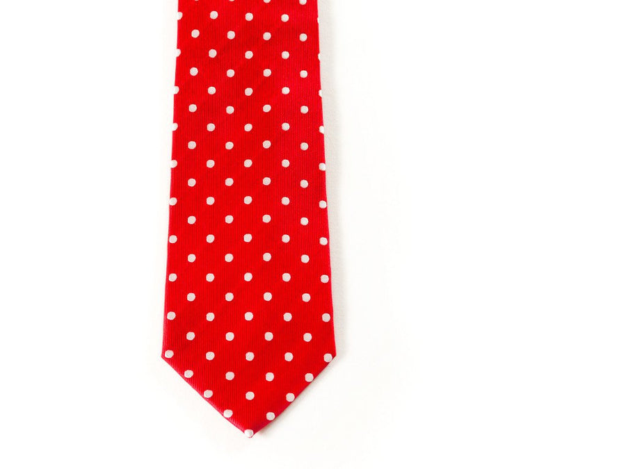 Big Red Necktie