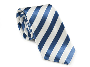 Cougar Striped Necktie