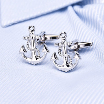 Anchor Cufflinks Anchor Cufflinks