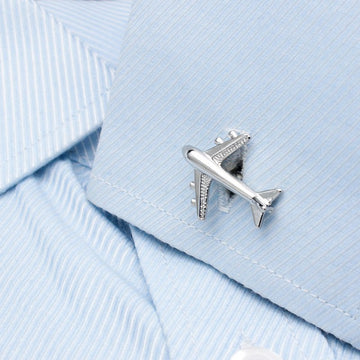 Air Bus Plane Cufflinks