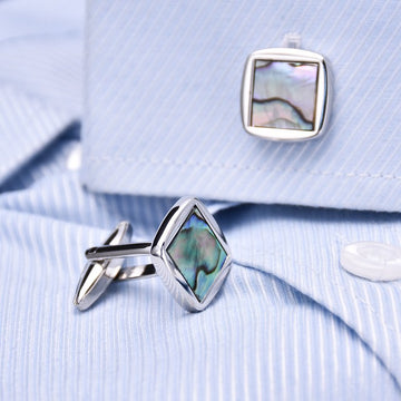 Sea Shell Cufflinks Sea Shell Cufflinks