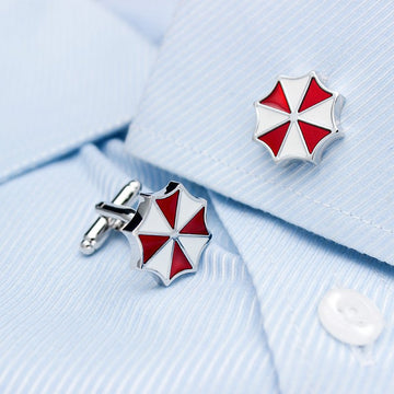 Umbrella Corporation Cufflinks Umbrella Corporation Cufflinks