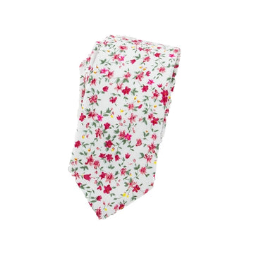 Anticipation Floral Necktie