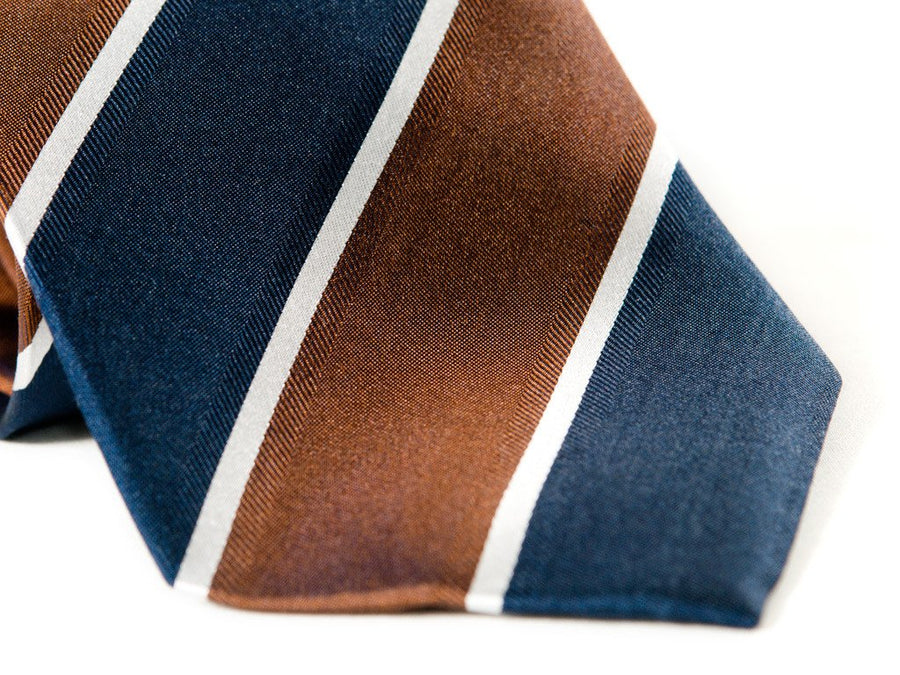 East Coast Striped Necktie