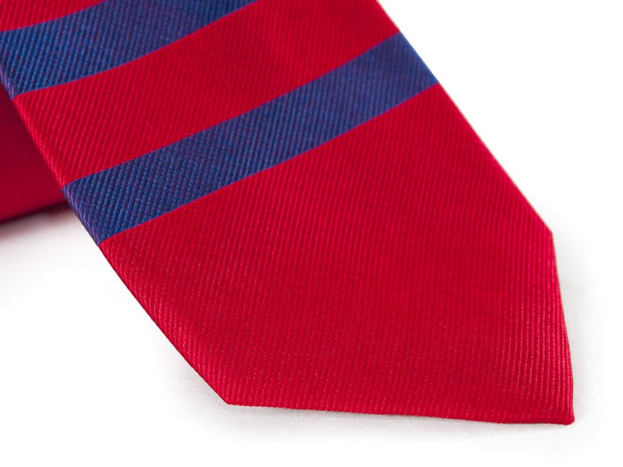 Equalizer Striped Necktie