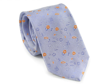 Flower Power Necktie