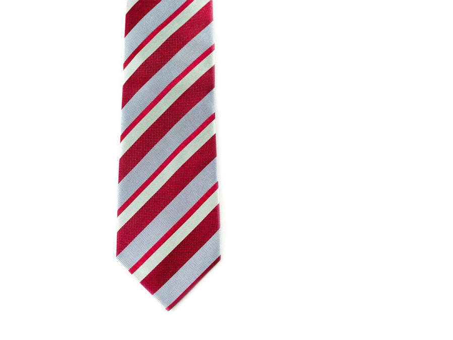 Lake Mead Striped Necktie