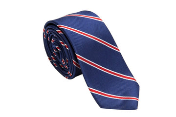 Parker Striped Necktie