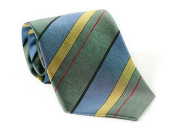 Pot O Gold Striped Necktie