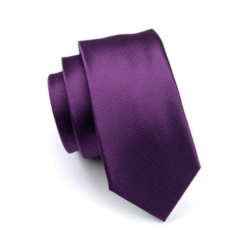 Wendover Purple Tie Set