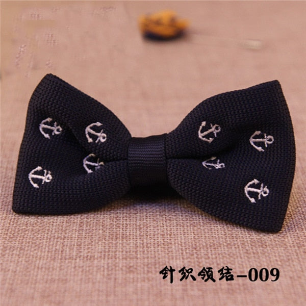 Unique Knit Bow Tie 10