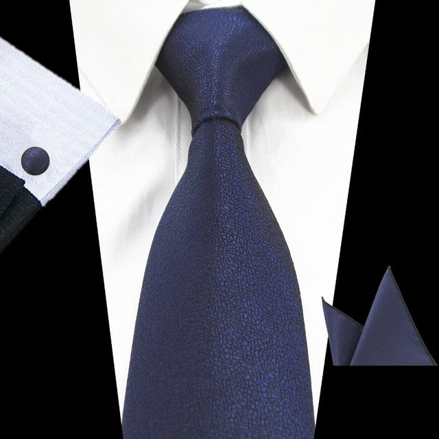 GUSLESON Brand New Silk Tie 4