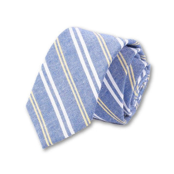 B2B Striped Necktie