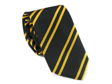 Steeler's Delight Striped Necktie